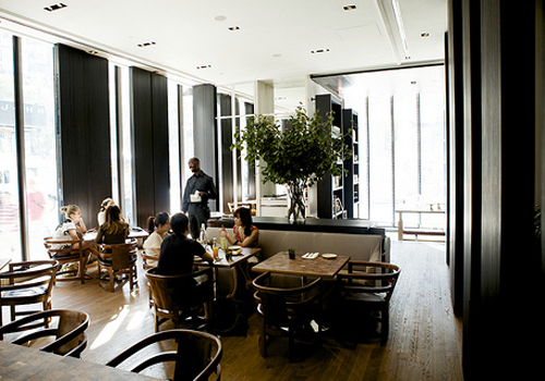 Andaz Restaurant During the Day