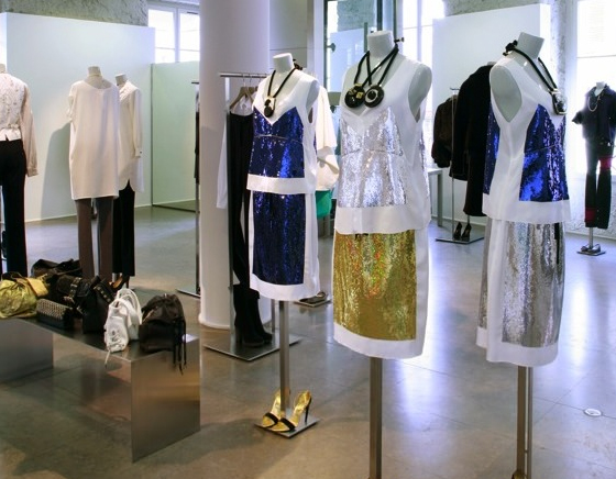 The clothes at Colette