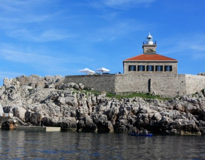 Grebeni Lighthouse