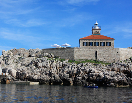 Lighthouse - Dubrovnik Palace