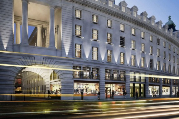 Cafe Royal as it will look in London when it reopens
