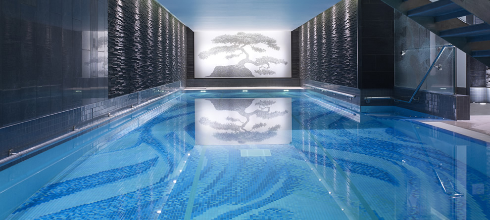 The Langham Hotel London Spa Pool
